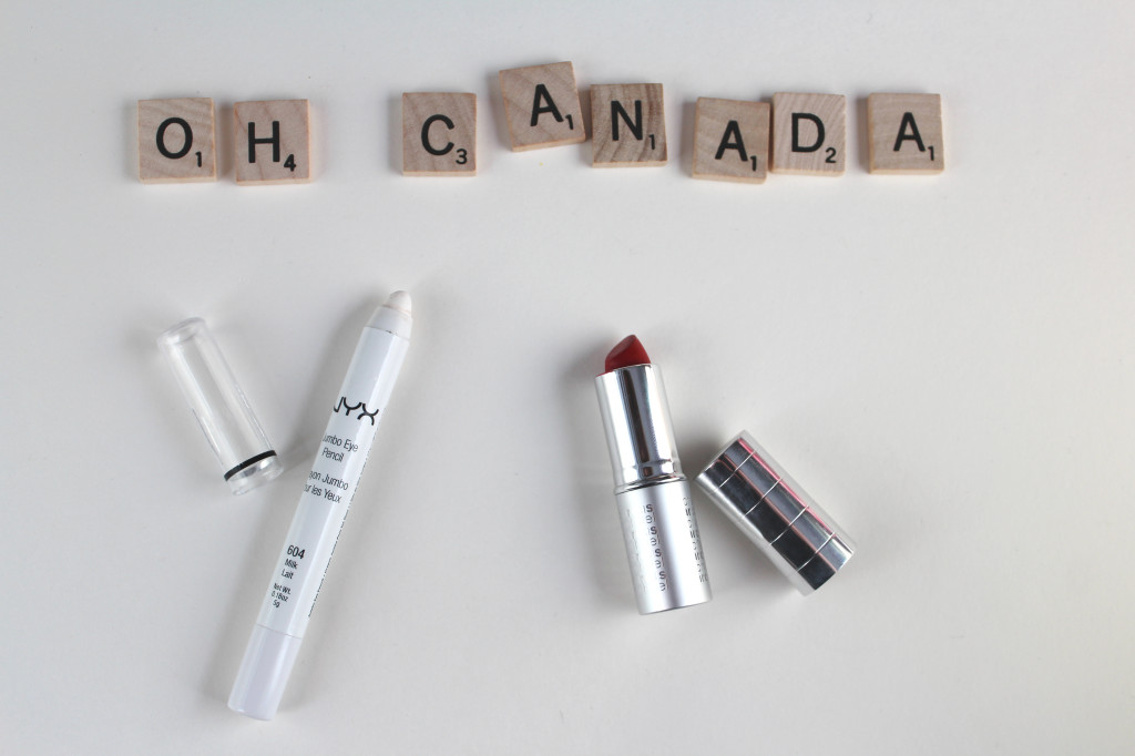 Oh Canada Makeup Products