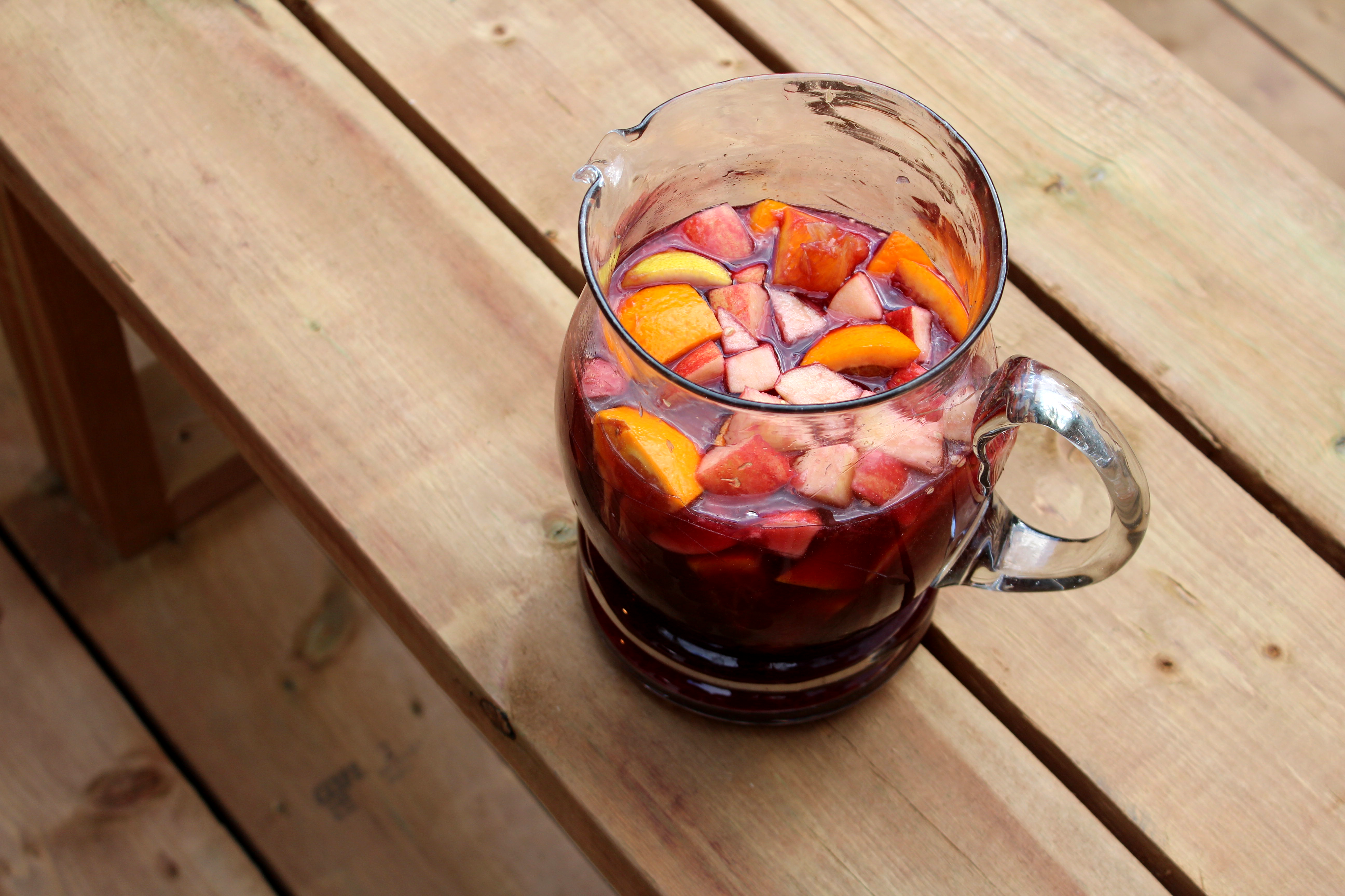minimalist baker sangria party perfect best summer red wine